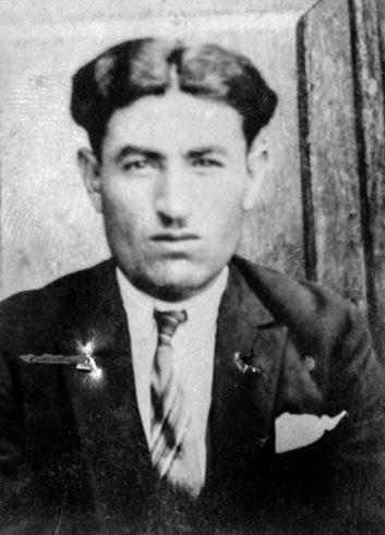 Yeremian Pessadour né le 8/04/1908 à Palou