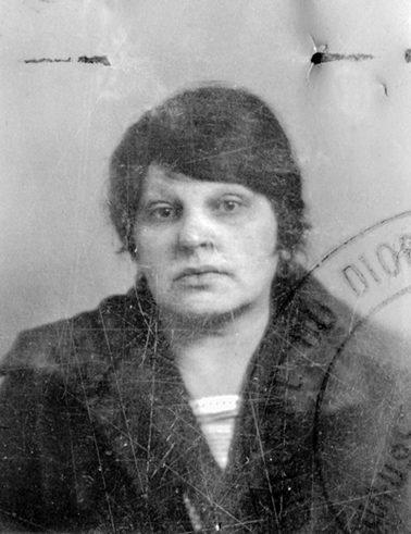 Zadourian Satenik née le 29/11/1907 à Karpout