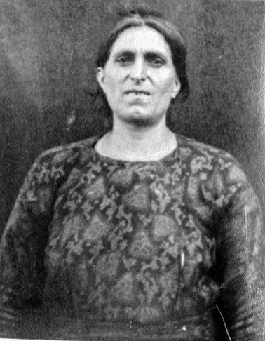 Manabedian Payladjan née à Brousse le 25-12-1891